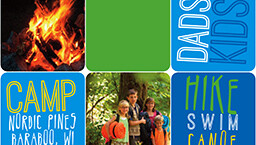Annual Dad / Kid Camping Trip