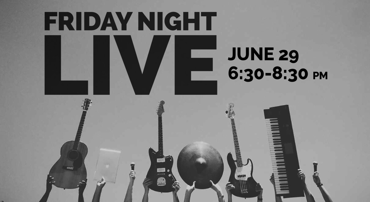 OSM CONNECT: Friday Night Live