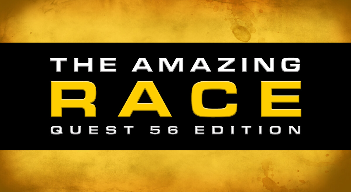 Amazing Race | Quest 56 Edition