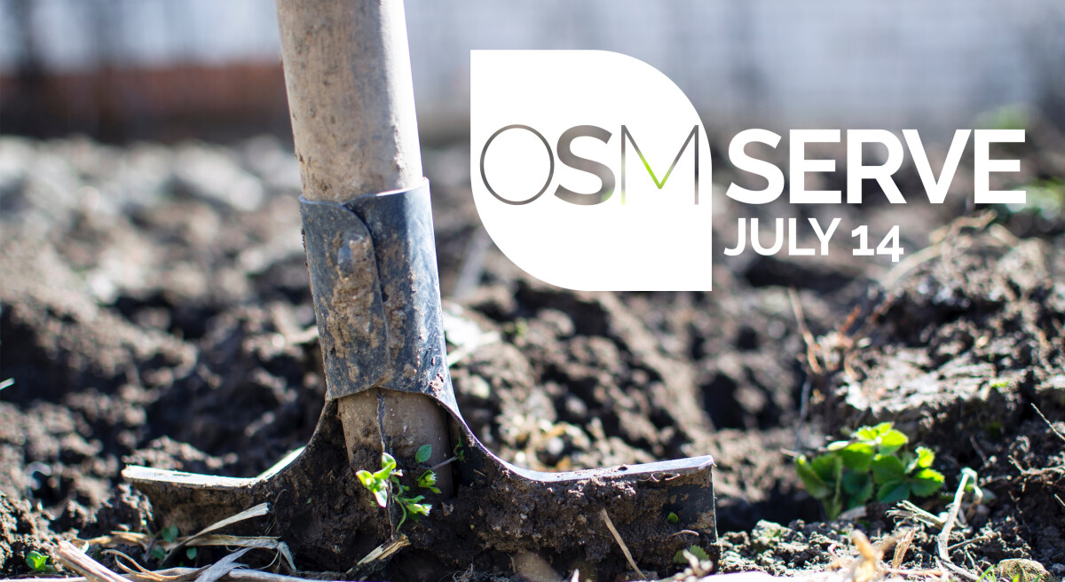 OSM SERVE: JULY 2018