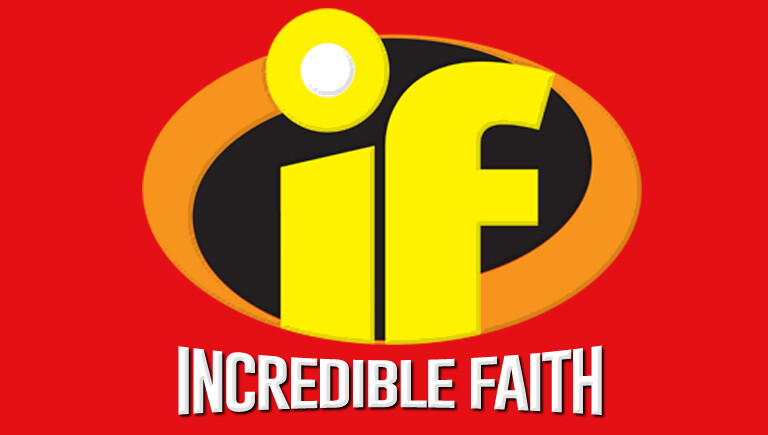 Kids Quest - Incredible Faith