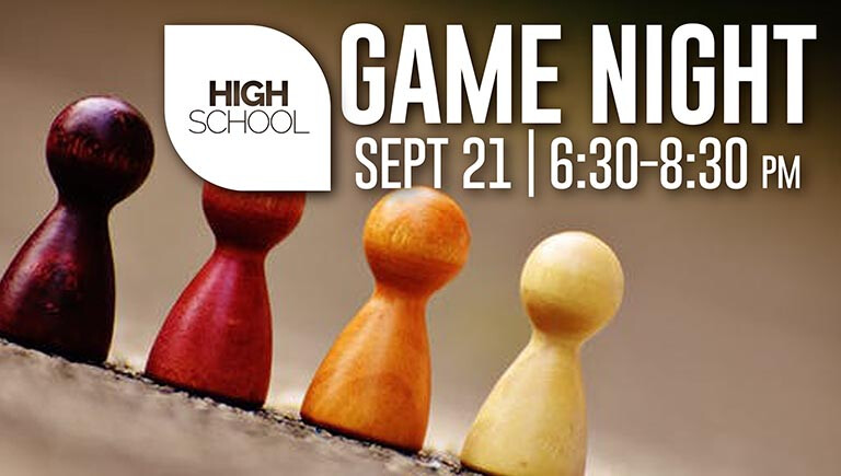 High School Game Night