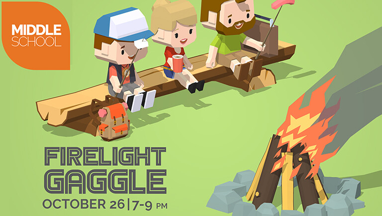 Middle School Firelight Gaggle: October 2018