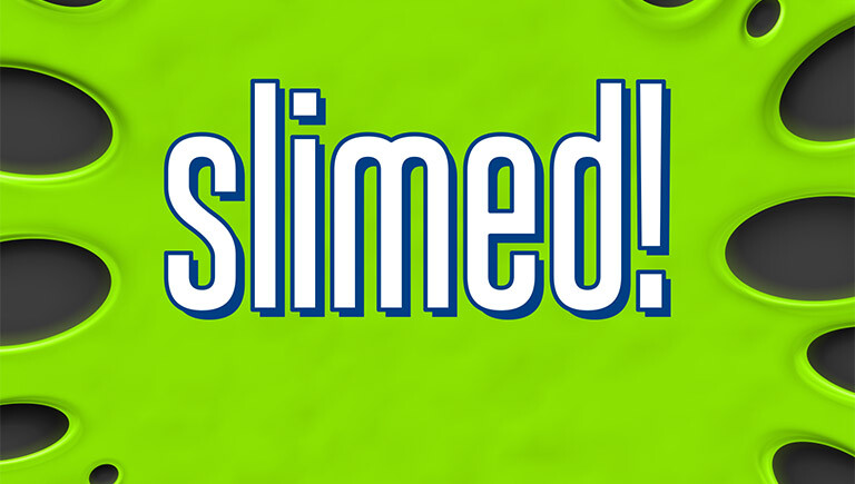 KIDS QUEST - SLIMED!