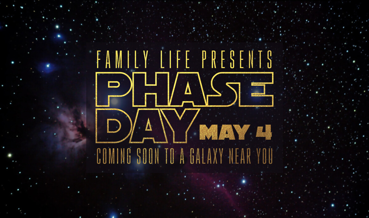 Phase Day - May 2019