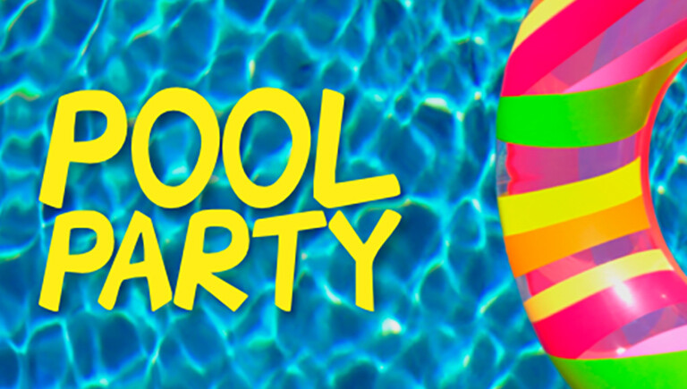 Kids Quest Pool Party