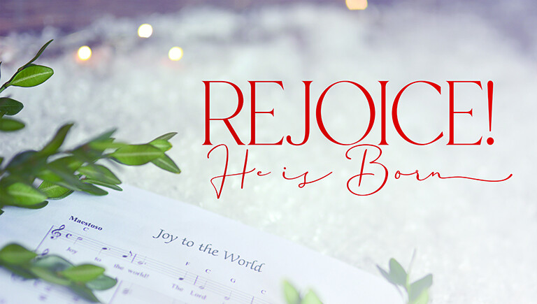 Rejoice! He is Born Women's Christmas Event 2019