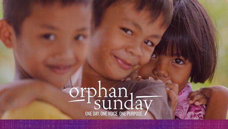 Orphan Sunday Luncheon