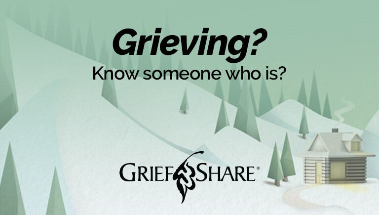 GriefShare: Surviving the Holidays Event