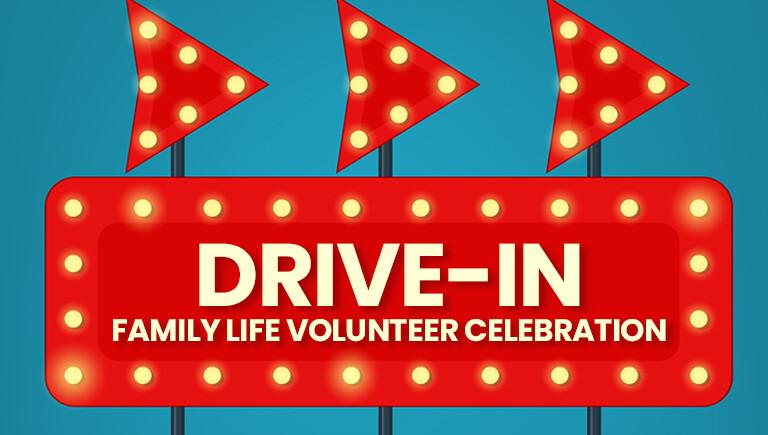 Family Life Volunteer Celebration