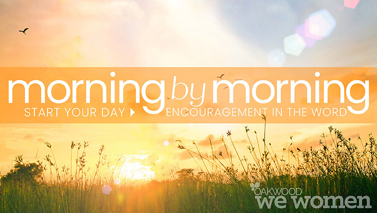 Morning by Morning Women's Live Devotional