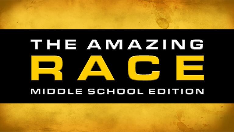 Amazing Race | Middle School Edition