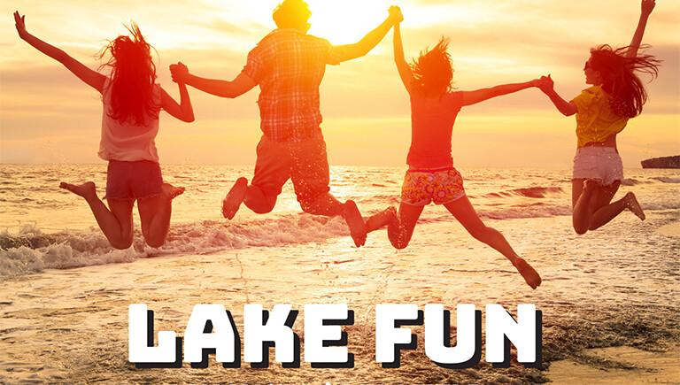 High School Lake Fun