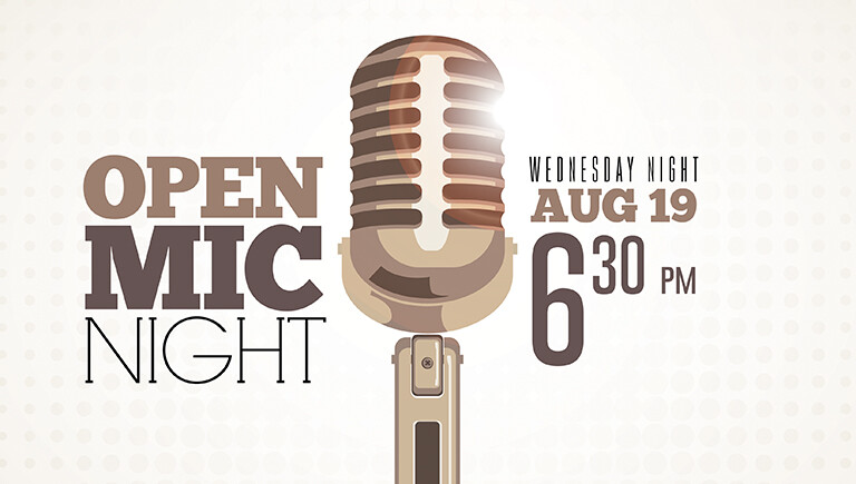 MS & HS Open Mic Night