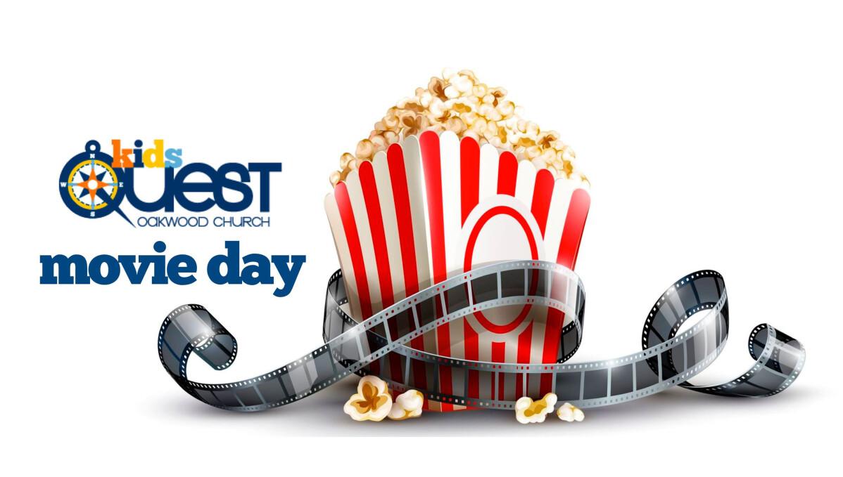 4th & 5th Grade Movie Day