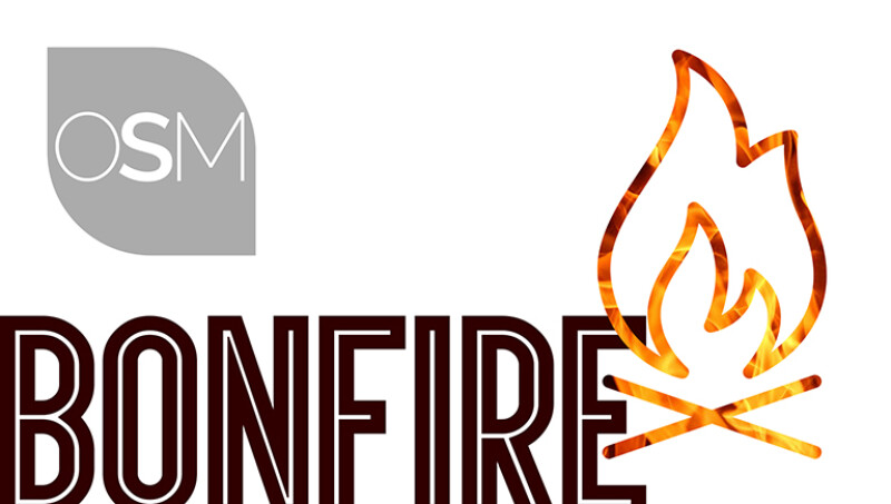 Middle & High School Bonfire and Worship