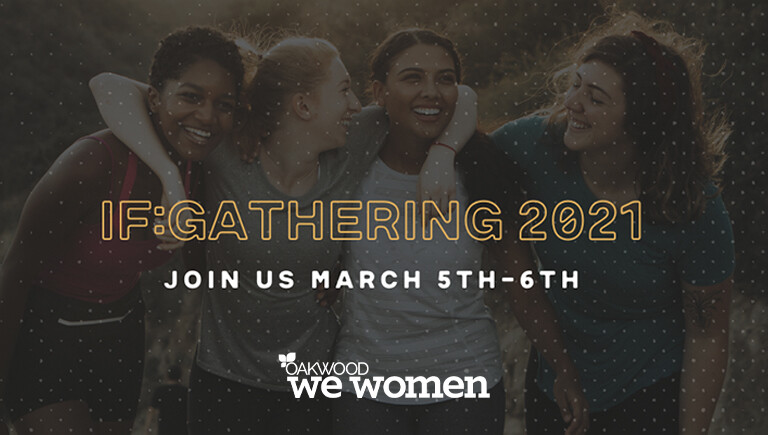 IF:Gathering 2021 Women's Event