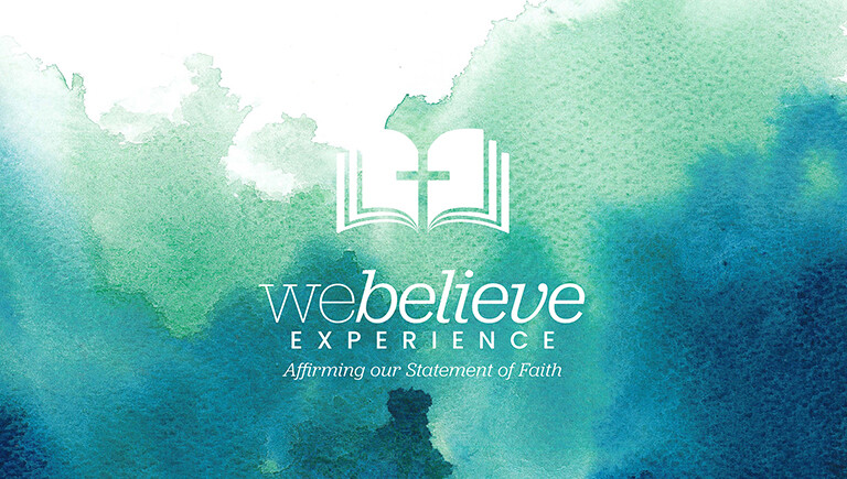 We Believe Experience Q&A