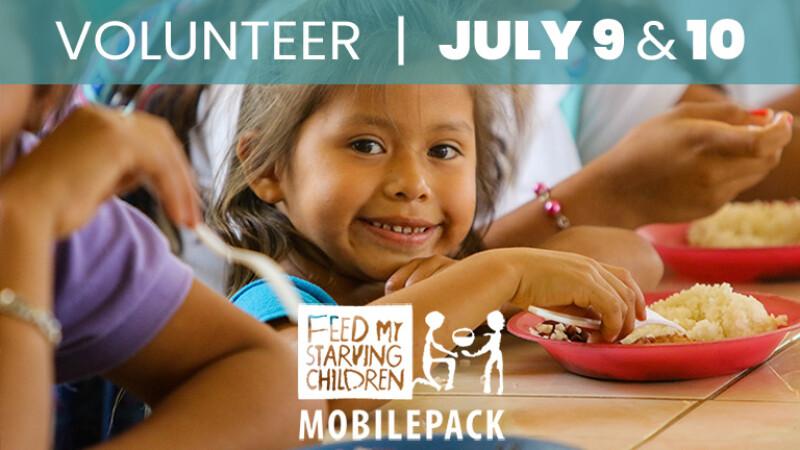 Feed My Starving Children FMSC MobilePack Event 2021